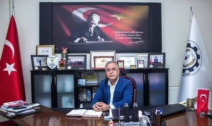 Başkan Bağırkan Avukatlar Gününü Kutladı