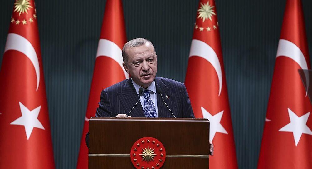 Sayın Cumhurbaşkanı Recep Tayyip Erdoğan Açıkladı
