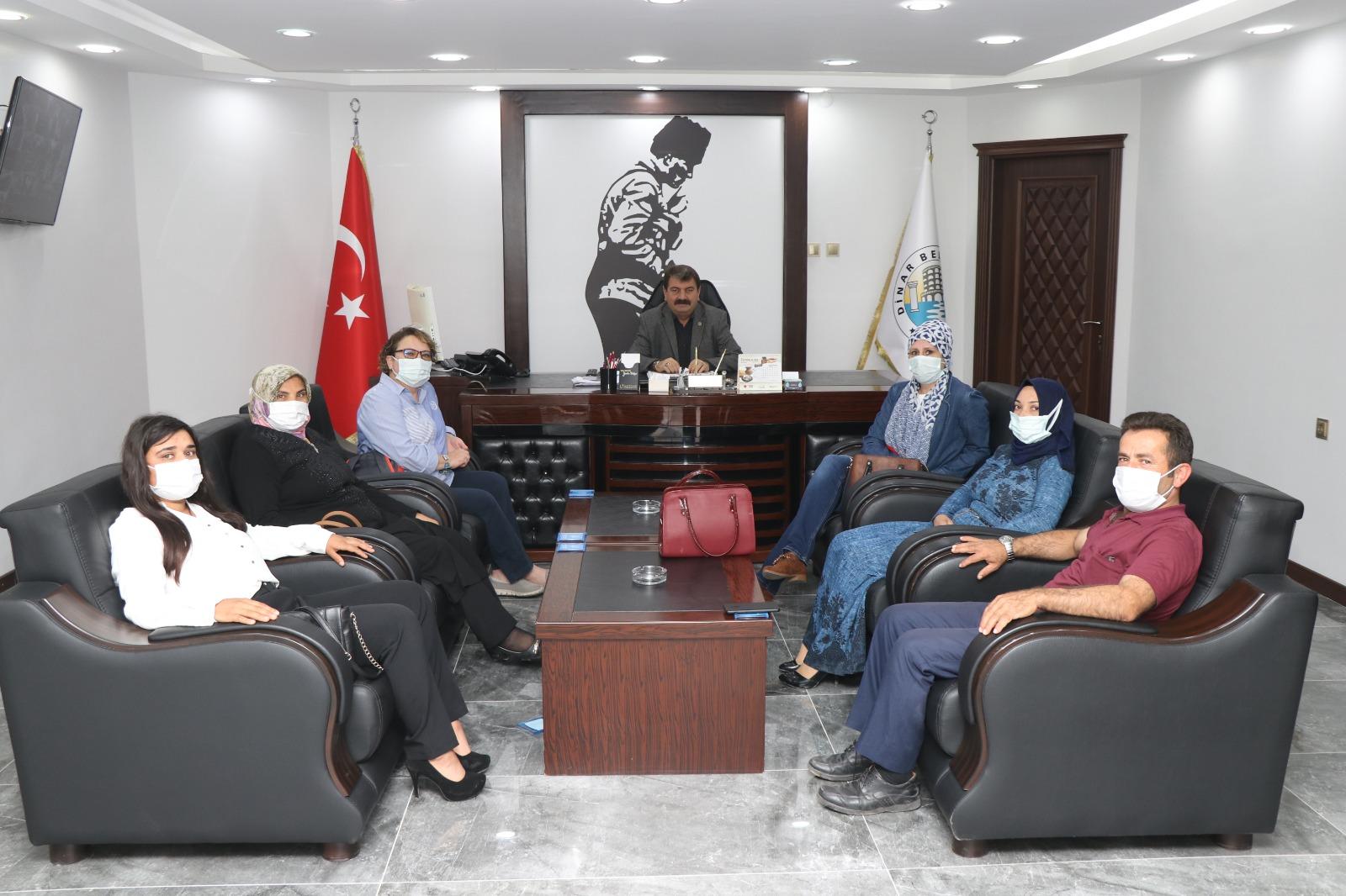 Akgün Köyü Kadın Girişimcileri Kooperatifinden Başkan Sarı'ya teşekkür