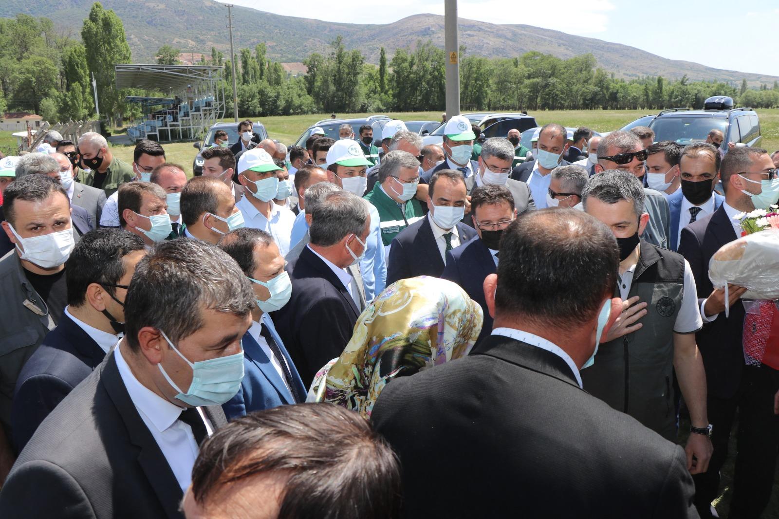 """Başkan Sarı, """"Menderes Nehri Projemizin hayata geçmesine çok az kaldı"""""""