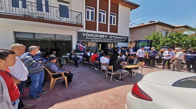 Güven ve Kalitenin Adresi Yörükbey Otomotiv Hizmete Açıldı